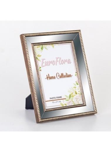 Euro Flora Euro Flora Arka Ayaklı Ve Askı Aparatlı Çerçeve 15 X 21 Cm Renkli Masa Aynası Renkli